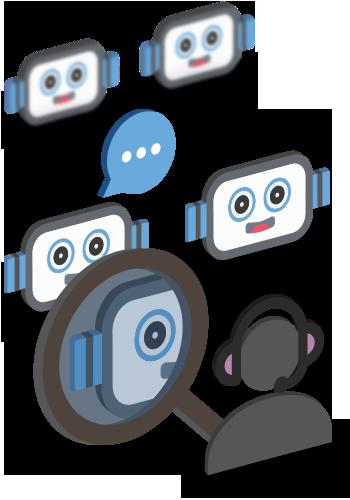 Bot monitoring