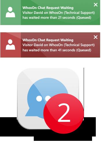 Chat alerts